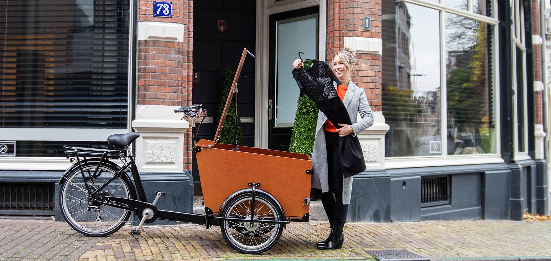 Babboe Trike