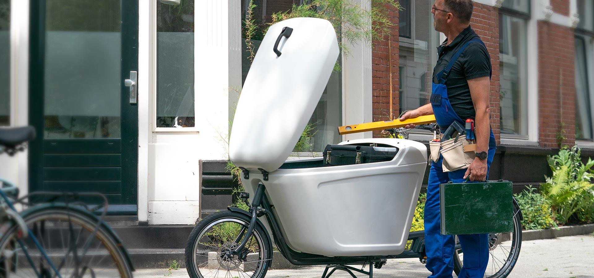 biporteur cargo