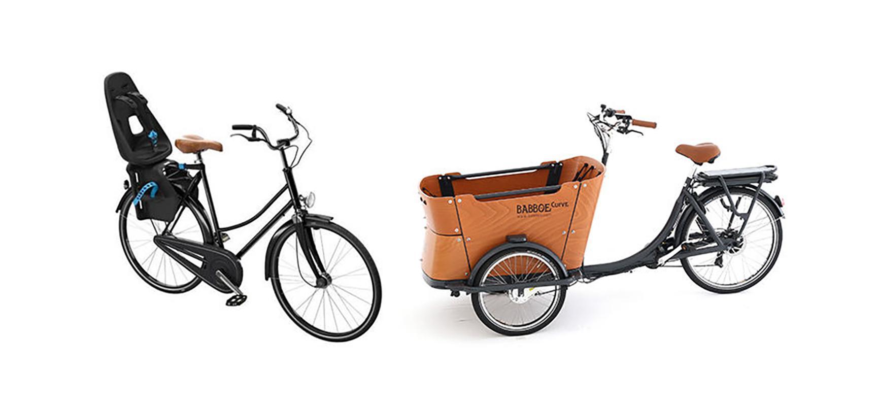 Vélo siège enfant