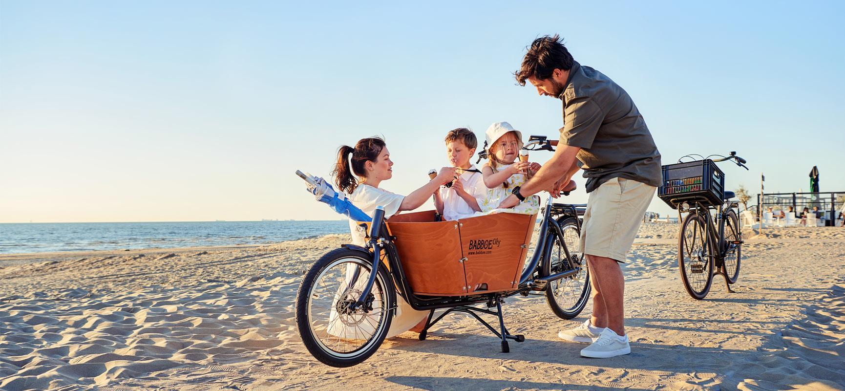 Louer un vélo cargo
