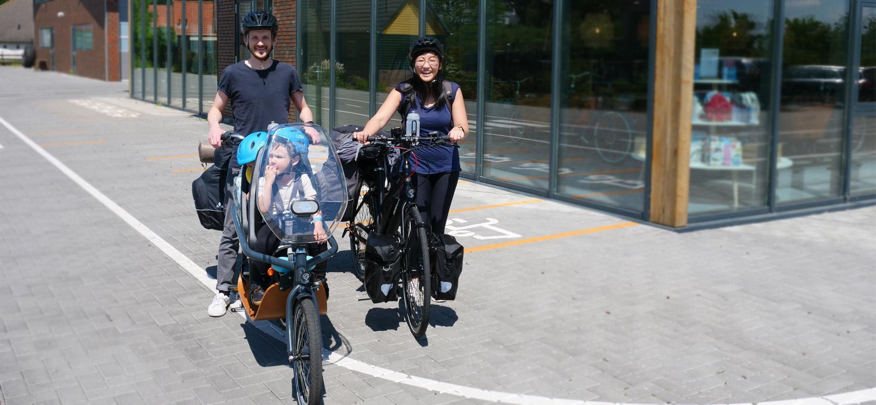 Besoin d'inspiration pour les vacances ? Partez en vacances à vélo !