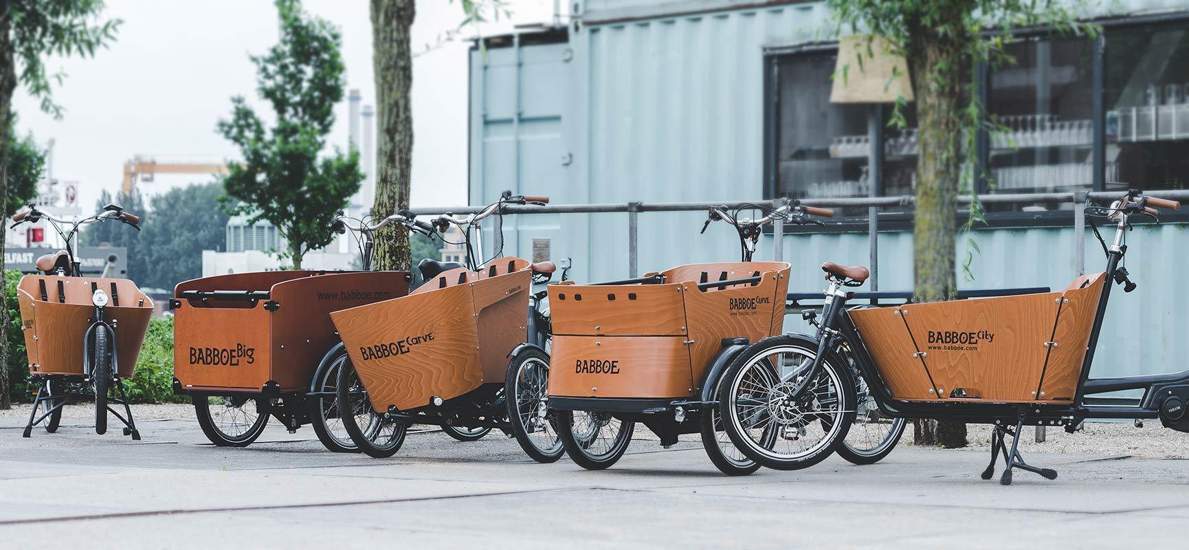 Le poids d'un vélo cargo