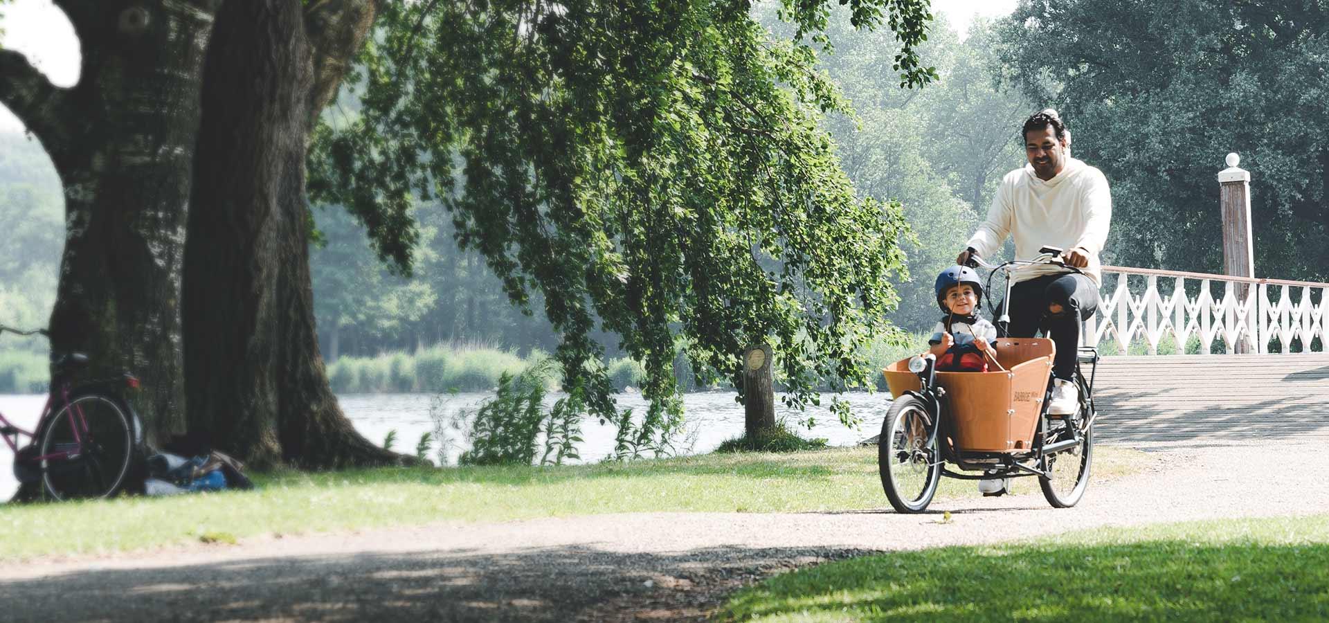Vélo de ville Babboe Mini