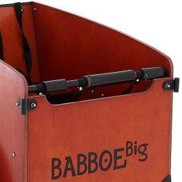 Babboe rouleaux de mousse (3 pièces)