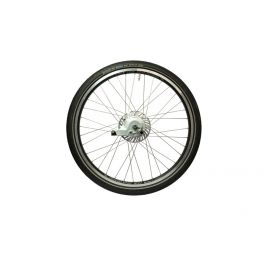 Babboe roue arriere nexus-7 shimano