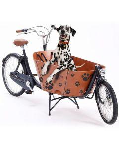 Babboe vélo cargo autocollants pattes de chien