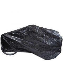 Babboe voile à vélo cargo noir