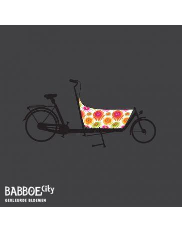 Babboe vélo cargo autocollants réfléchissants City