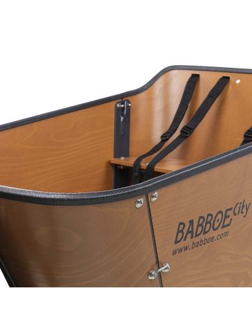 Babboe Protection bac noir