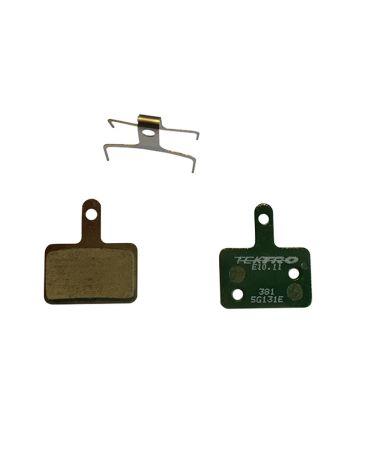 Tektro plaquette de frein E10.11 (2 pièces)
