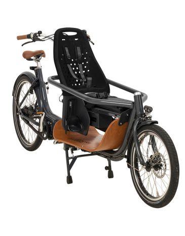 Yepp siège de vélo Maxi Easyfit noir