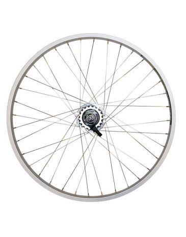Babboe roue arriere Big nexus-7